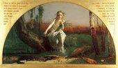 Arthur Hughes Ophelia © Manchester Art Gallery