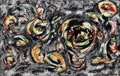 Jackson Pollock Ocean Greyness 1953