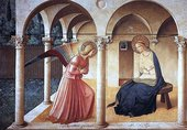 Fra Angelico The Virgin of the Annunciation 1437–46