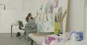 Aliza Nisenbaum painting