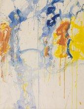 Sam Francis, Painting 1957