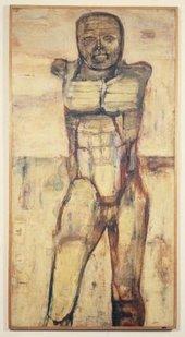 Leon Golub, Orestes 1956