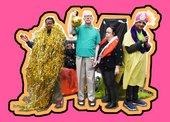 ActionSpace artists Nnena Kalu, Mark Lawrence, Linda Bell, Pardip Kapil