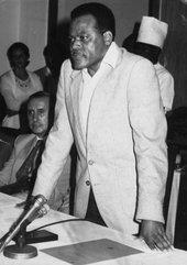 Kiluanji Kia Henda's father, Adriano Pereira Dos Santos Jr.