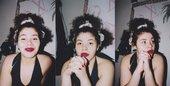 Aisha Zoe by Lily Ann Galt Mcloughlin LV