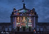 Home for Christmas: A Commission for Tate Britain by Alan Kane. Photo ©Tate (Joe Humphrys)