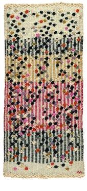 Anni Albers Dotted 1959 Museum of Fine Arts Boston, The Daphne Farago Collection © Estate of Anni Albers; ARS, NY & DACS, London 2018