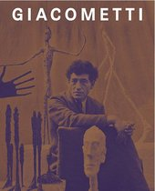 Giacometti (paperback) with photograph of the artist on the cover