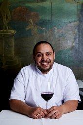 Head Chef Alfio Laudani