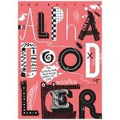 Cover of Alphadoodler book by Jan Bajtlik