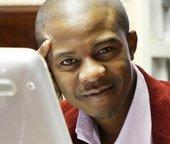 Photograph of Andrew Mulenga