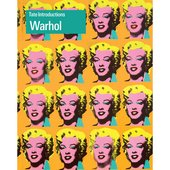 Cover of Tate Publications' introduction to Andy Warhol