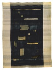 Anni Albers, Ancient Writing, 1936, cotton and rayon, 150.5 x 111.8 cm - Princeton University Art Museum