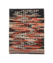 Anni Albers, Under Way, 1963, cotton, linen and wool, 73.8 x 61.3 cm - Hirshhorn Museum and Sculpture Garden, Smithsonian Institution, Washington, DC