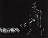 Robert Mapplethorpe, Cock and Devil 1982, printed 1990 Robert Mapplethorpe Foundation