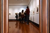 ARTIST ROOMS Diane Arbus at Kirkcaldy Galleries, 2015. Photography courtesy Fife Cultural Trust
