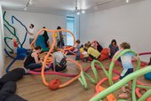 Material World Summer Family Programme 2016, © Seraphina Neville Tate Photography