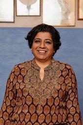 Photgraph of chef Asma Khan