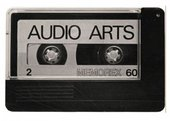An cassette tape edition of the Audio Arts magazine