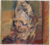 Frank Auerbach Head of Catherine Lampert2003–4