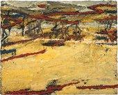 Frank Auerbach Primrose Hill, Spring Sunshine1961–2/64