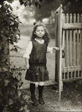 August Sander, Farmer's Child, 1919