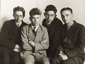 August Sander Working Students 1926, printed 1990 © Die Photographische Sammlung / SK Stiftung Kultur – August Sander Archiv, Cologne / VG Bild-Kunst, Bonn and DACS, London 2017