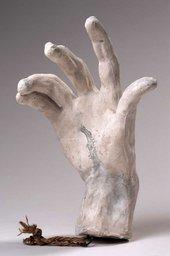 Auguste Rodin Main droite de Pierre et Jacques de Wissant 1885–86 Musée Rodin, S.00332