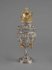 Royal Oak Cup designed by Richard Morrell, 1676