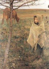 Jules Bastien Lepage, Pauvre Fauvette 1881