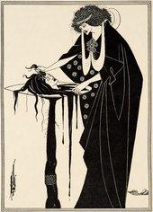 Aubrey Beardsley The Dancer's Reward 1893