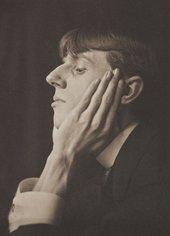 Frederick Evans Portrait of Aubrey Beardsley 1893