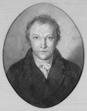 Portrait of William Blake
