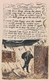 William Blake, Songs of Experience, The Chimney Sweeper 1794