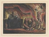 William Blake, Jerusalem, Plate 51, 1804 to 1820