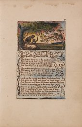 William Blake, Songs of Innocence, The Little Black Boy, 1789–1794
