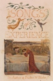William Blake's illustrated works: Songs of Innocence and Experience
