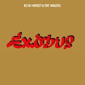 Exodus by Bob Marley and the Wailers album cover