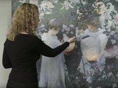 John Singer Sargent's Carnation, Lily, Lily, Rose