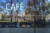 Tate Modern Cafe sign