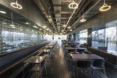 Tate modern cafe