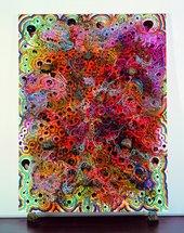 Afrodizzia by Chris Ofili