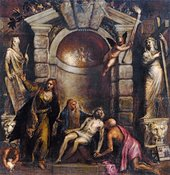 Titian Pietà 1576