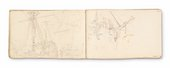 Studies from the sketchbooks of J.M.W Turner