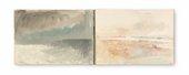 Studies from J.M.W Turner's sketchbook