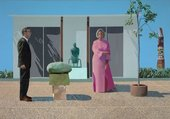 David Hockney, American Collectors