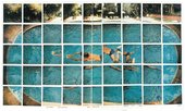 David Hockney Nathan Swimming Los Angeles March 11th 1982
