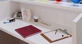 Desk in Pharmacy
