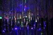 Neon disco isntallation