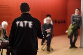 Tate Liverpool Visitor Assistant